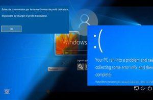 Problème de profil utilisateur Windows